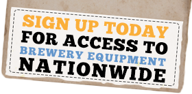 Sign Up Today for Access to Brewery Equipment Nationwide